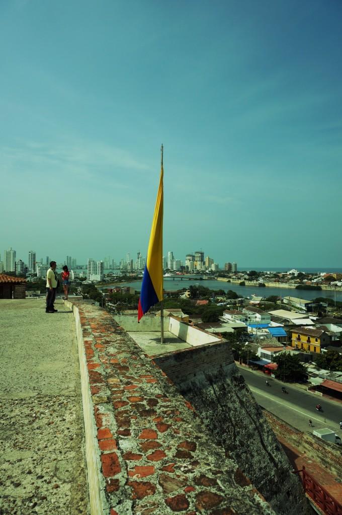 美洲 哥伦比亚 玻利瓦尔省 卡塔赫纳市 - 西部落叶 - 《西部落叶》· 余文博客