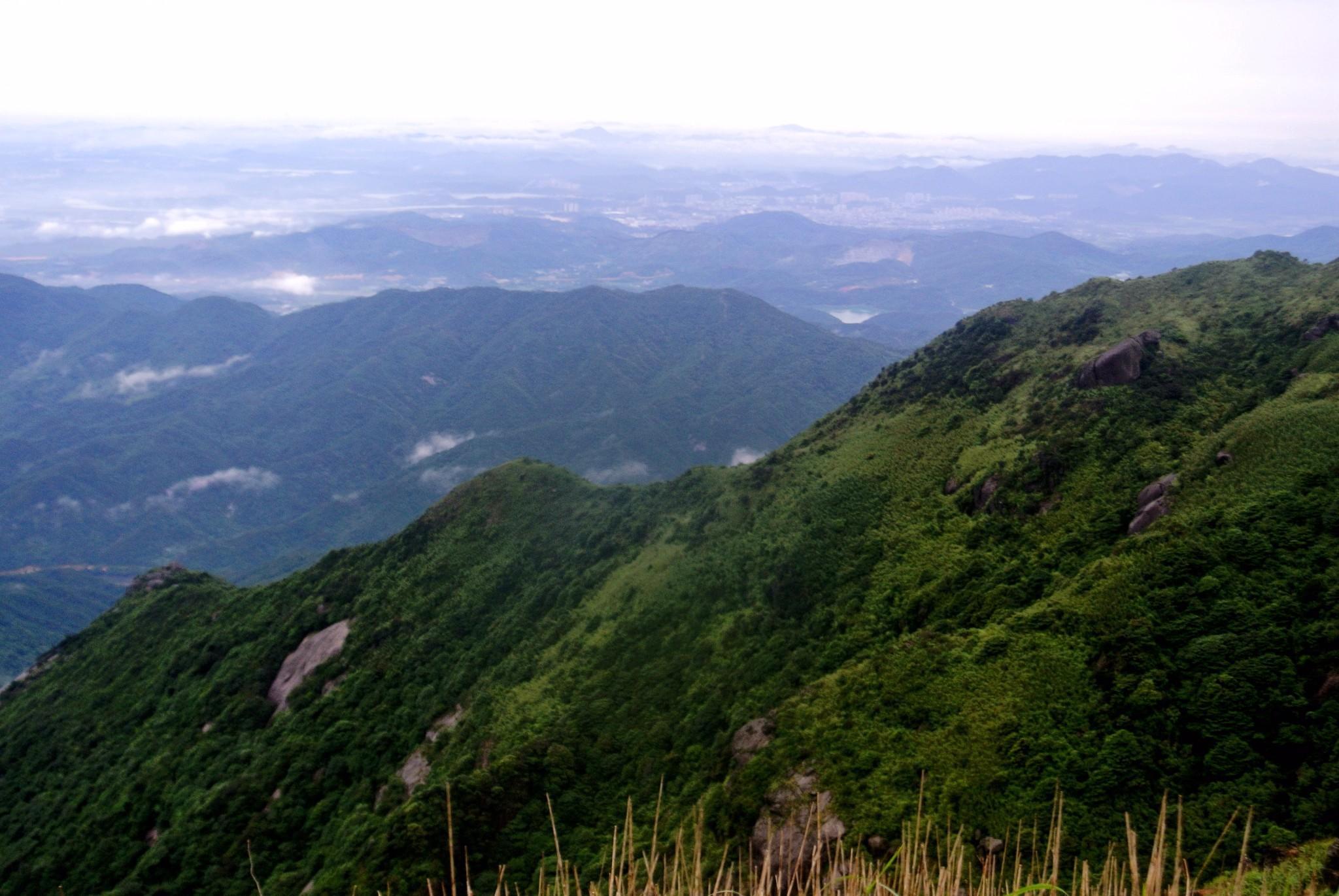 """木木兄弟初体验———""""夜路传说""""四方山"""