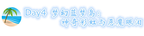 D4  梦幻蓝梦岛:神奇彩虹与恶魔眼泪