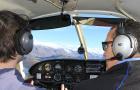 可带1或2人 新西兰 皇后镇瓦纳卡开飞机体验(亲自驾驶飞机+专业教练+赠送证书+可代订中文教练)